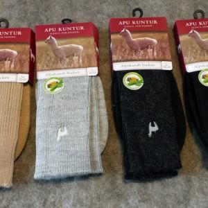 Alpacka soft strumpor