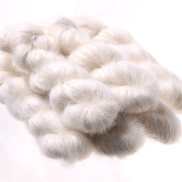 Hedgehog Fibre Kid Silk Lace