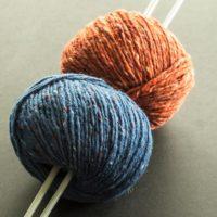 Tweedgarn