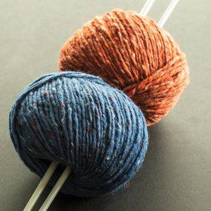 Kilcarran tweed i 100% ull