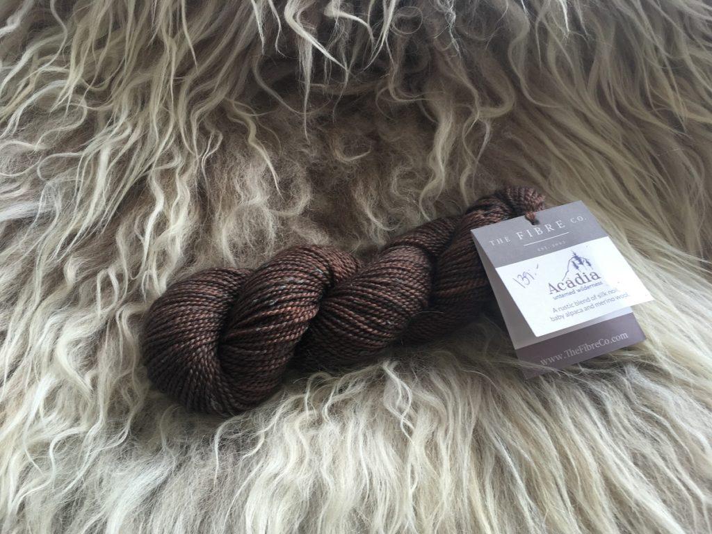 Acadia DK yarn