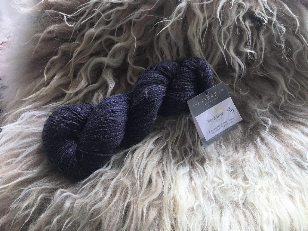 Meadow Lace garn