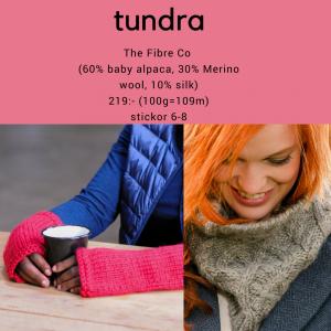 60% baby alpaca, 30% Merino wool, 10% silk