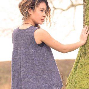 Kagerou linne i Meadow, stickkit
