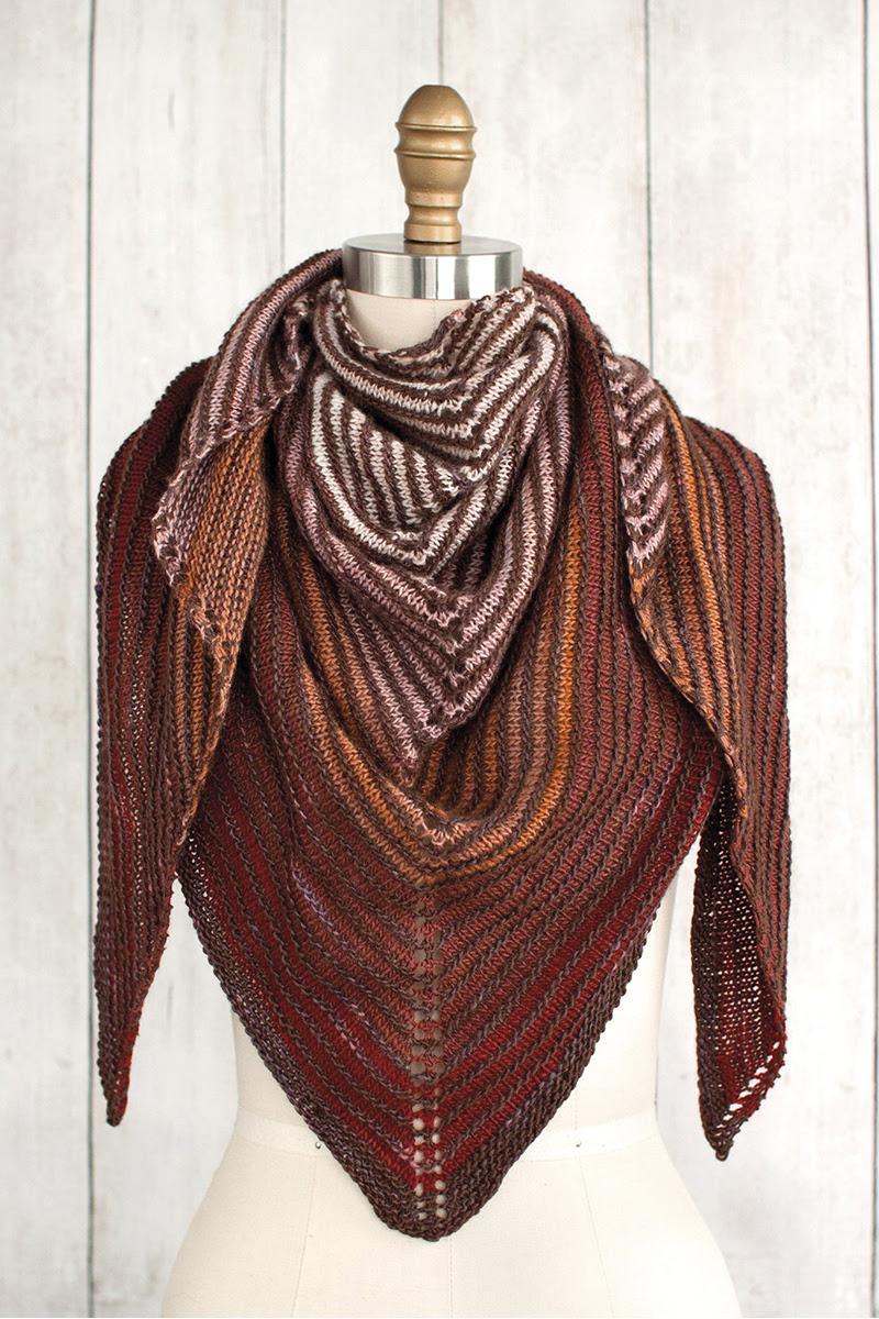 Fino Mini-härvor sjal