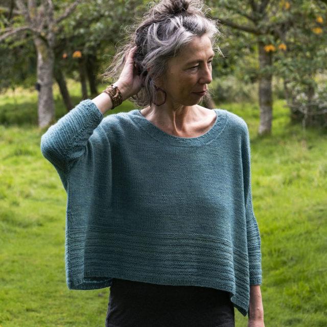 swinside boxy pullover