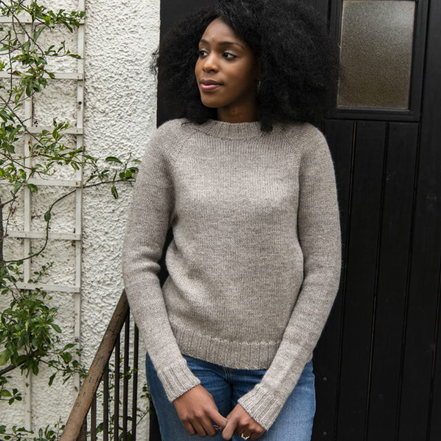 One sweater Fibre Co